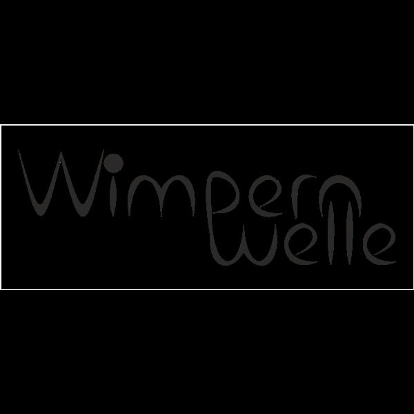Logo hoch, Schrift schwarz mit Hintergrund weiß