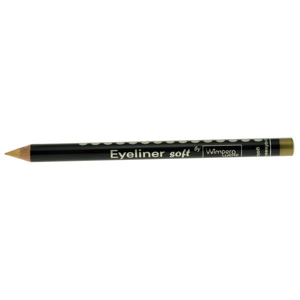 Eyeliner soft: Gold
