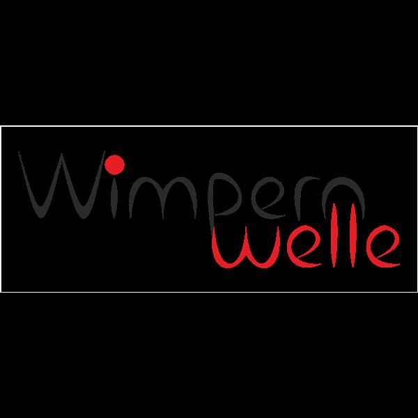 Logo hoch, Schrift schwarz/rot mit Hintergrund weiß