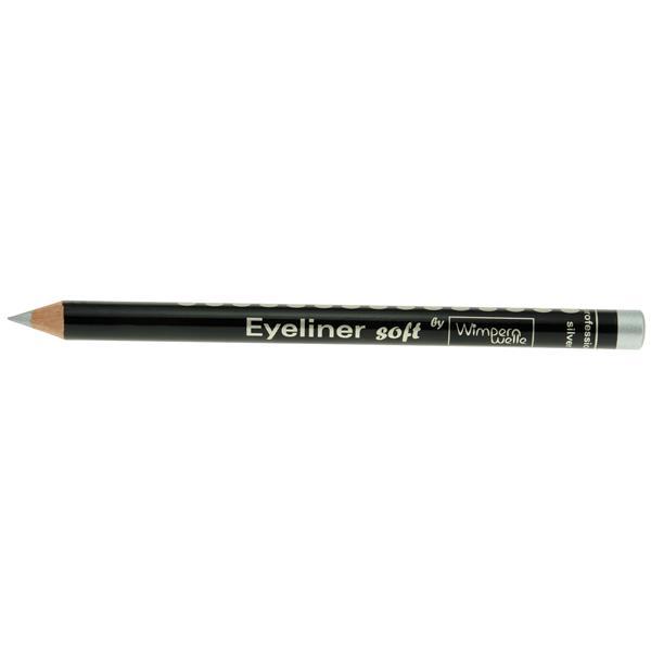 Eyeliner soft: Silber / Silver