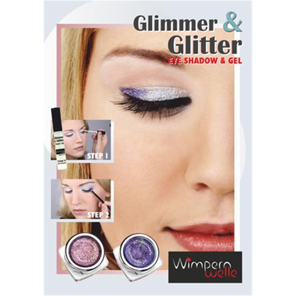 Poster Glimmer & Glitter, A2