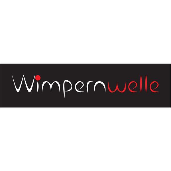 Logo lang, Schrift weiß/rot mit Hintergrund schwarz