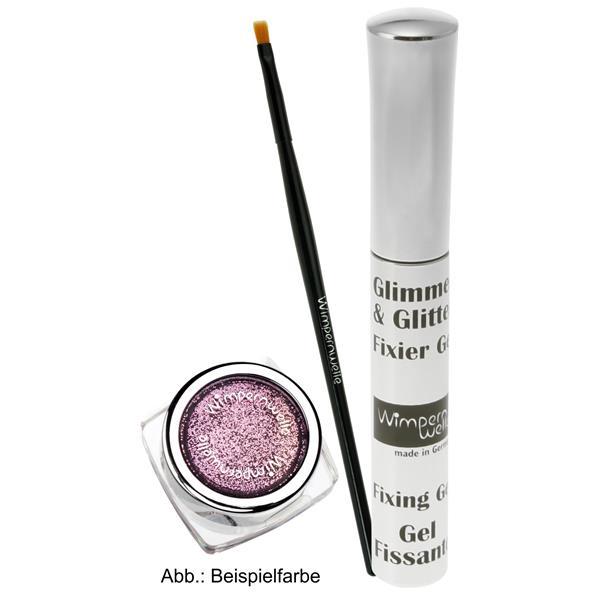 Glimmer & Glitter Test Set, 1 Farbe, mit: