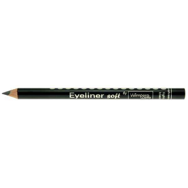 Eyeliner soft: Hellschwarz / Light Black