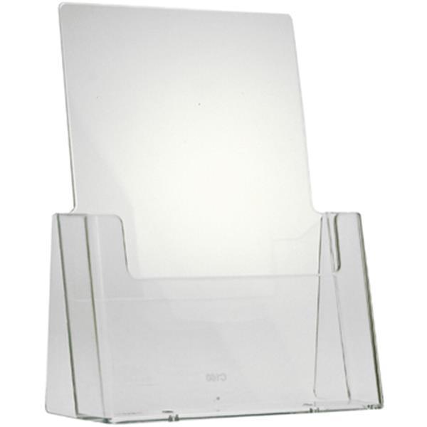 Flyeraufsteller / Stand-Up Display, A5