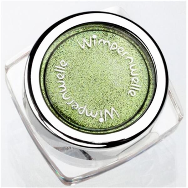 Glimmer & Glitter: Lindgrün / Pastel green